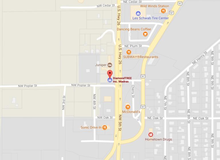 DiamondTree East Bend Location